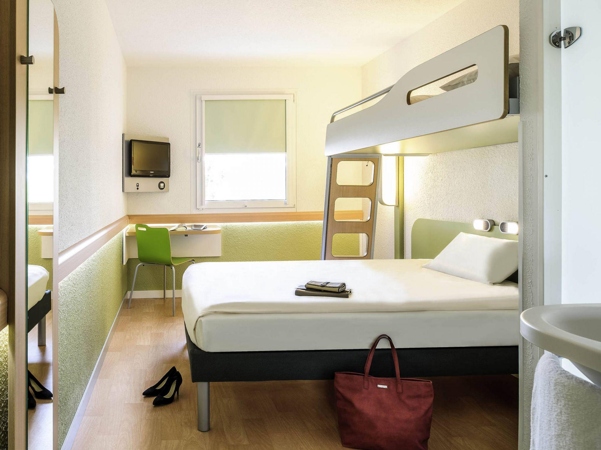 Hotel ibis budget nancy sud houdemont - Lorraine Tourisme
