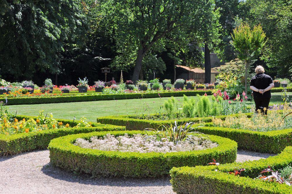 Jardin dominique alexandre godron lorraine tourisme - Jardin dominique alexandre godron ...