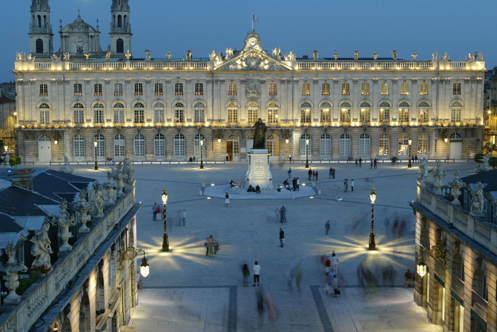 place stanislas lorraine tourisme. Black Bedroom Furniture Sets. Home Design Ideas