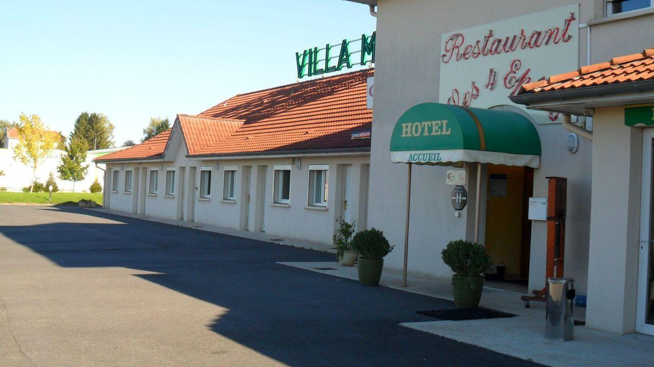 Hotel restaurant villa motel les quatre epices - Lorraine Tourisme