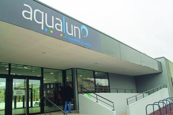 Aqualun centre aquatique lorraine tourisme for Piscine sarreguemines horaires