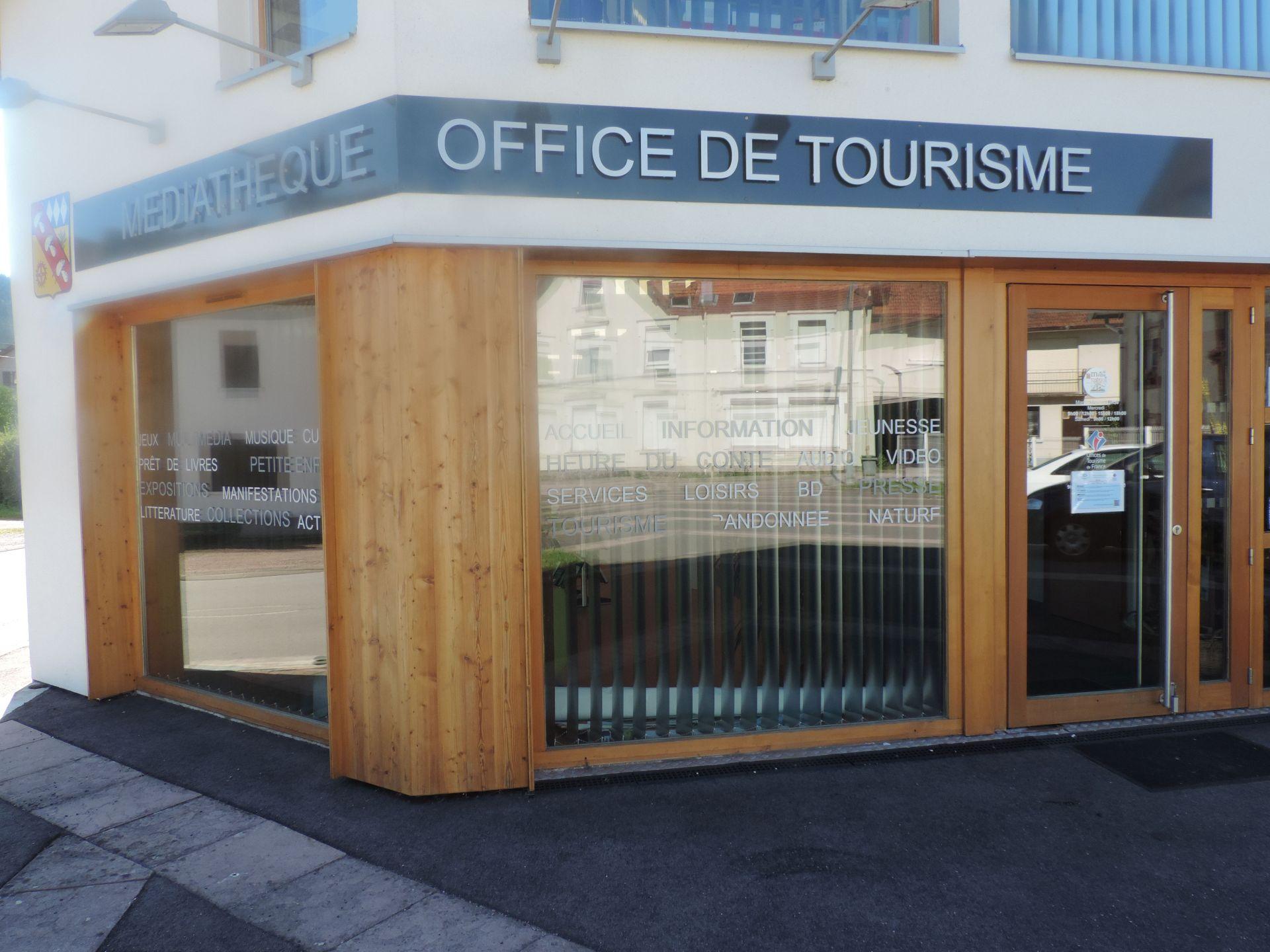 Bureau d 39 information touristisque de saulxures sur moselotte lorraine tourisme - Office de tourisme saulxures sur moselotte ...
