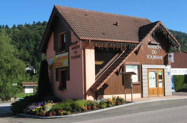 Office de tourisme intercommunal des ballons des hautes vosges bureau de saint maurice sur - Office de tourisme des vosges ...