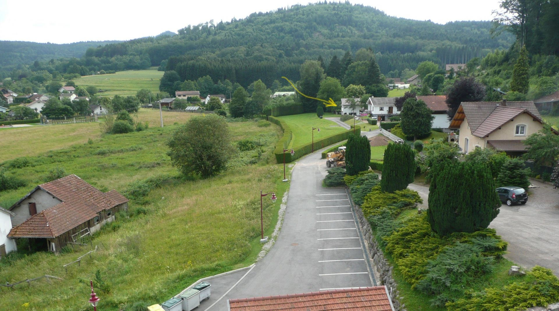 Meublé Le Parcet Lorraine Tourisme