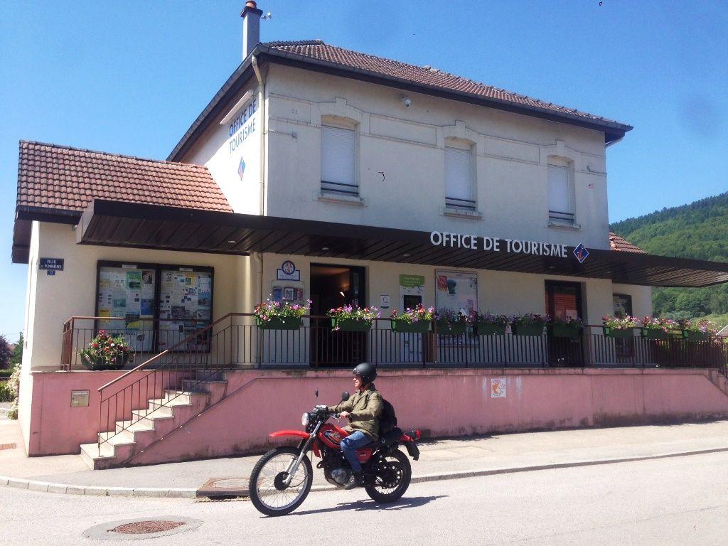 Office de tourisme lorraine tourisme - Office de tourisme villebois lavalette ...