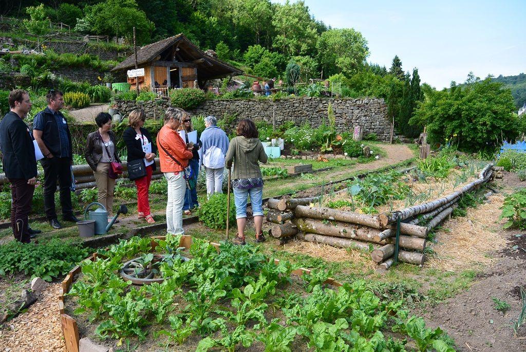 Jardins en terrasses lorraine tourisme - Jardins et terrasses photos ...