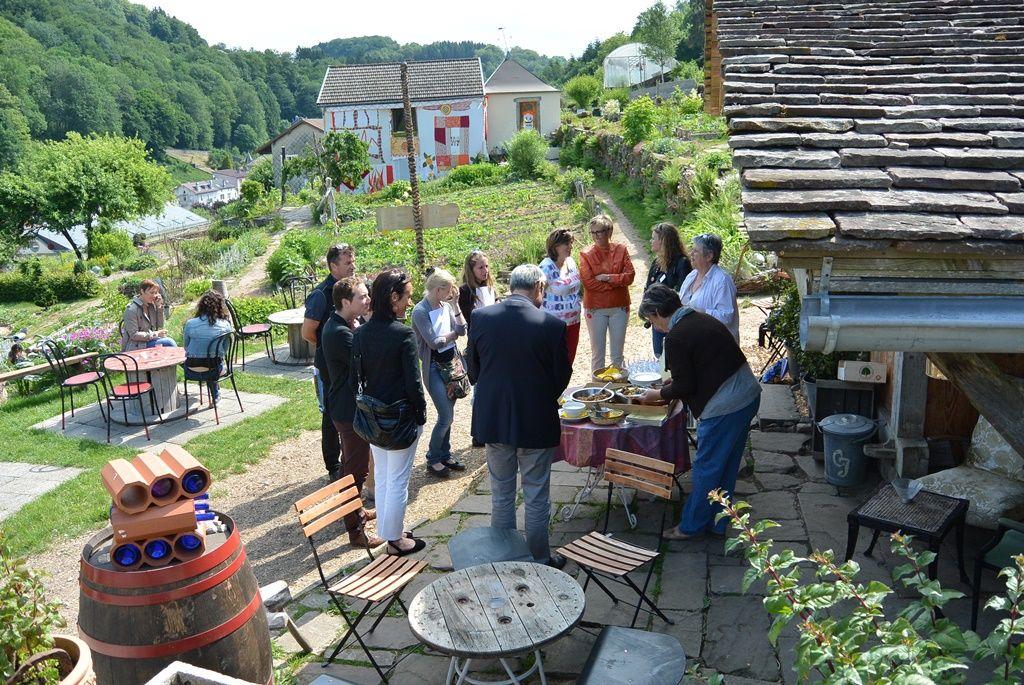 Jardins en terrasses lorraine tourisme - Office de tourisme des vosges ...