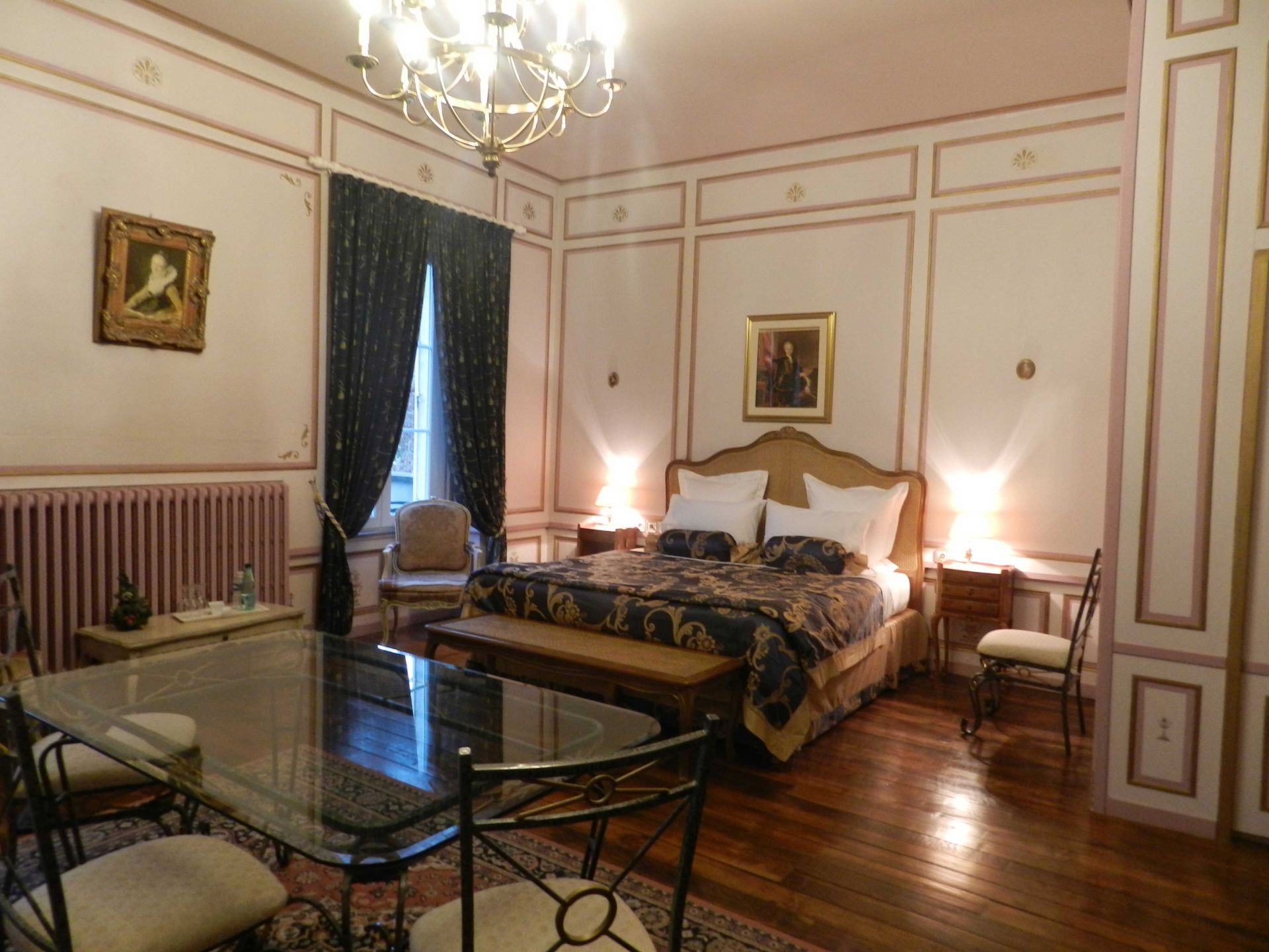 Chambres d 39 hotes chateau de labessiere lorraine tourisme for Chambre hote 93