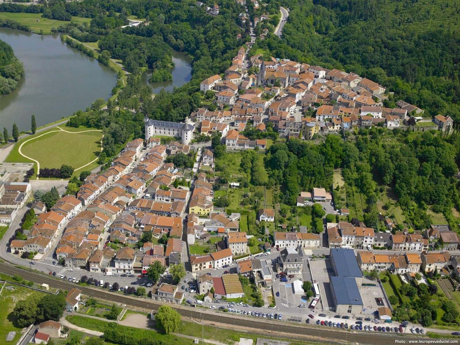 Ville de liverdun lorraine tourisme for Piscine lorraine