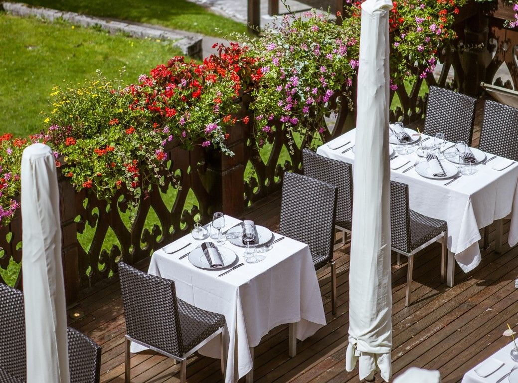 Restaurant les jardins de sophie xonrupt lorraine tourisme for Les jardin de sophie restaurant