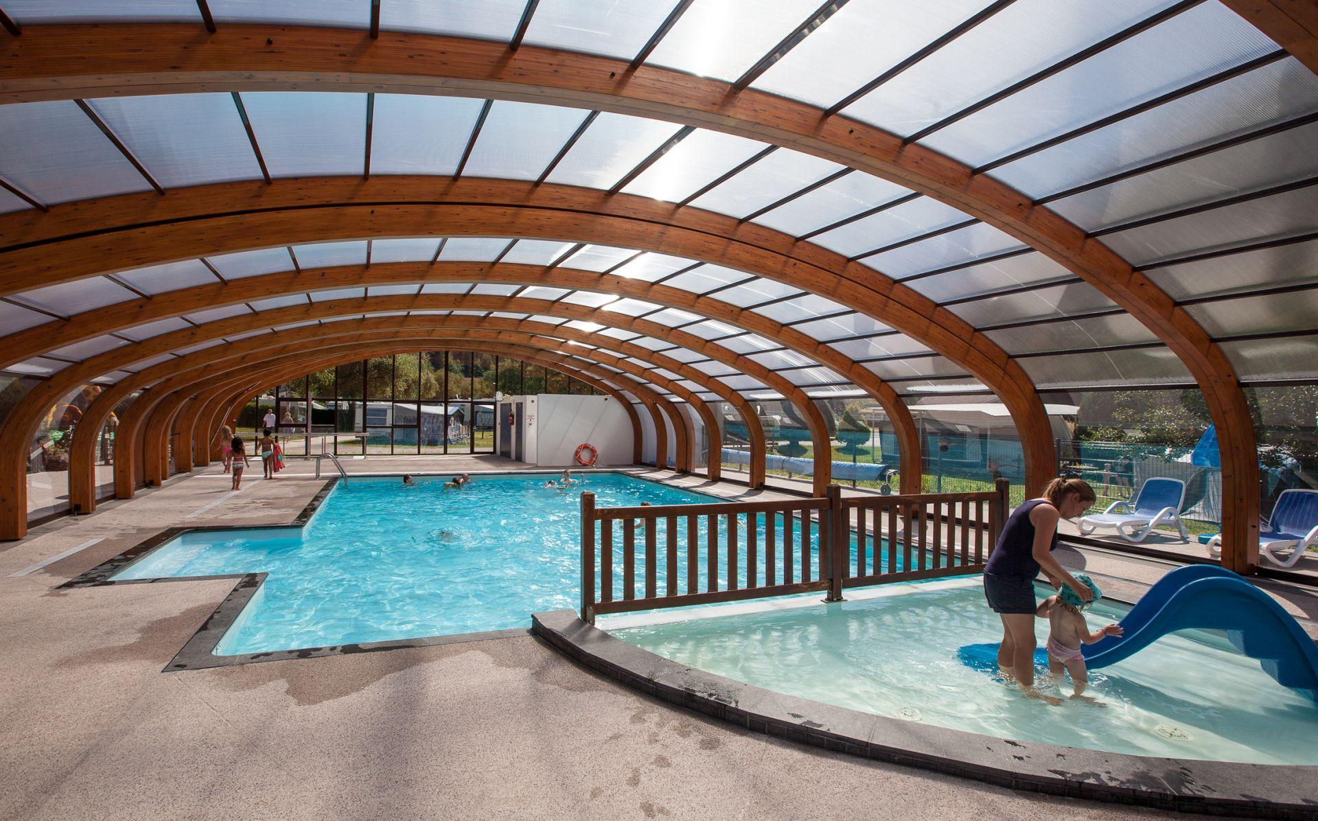 Camping verte vallee lorraine tourisme for Camping gerardmer piscine