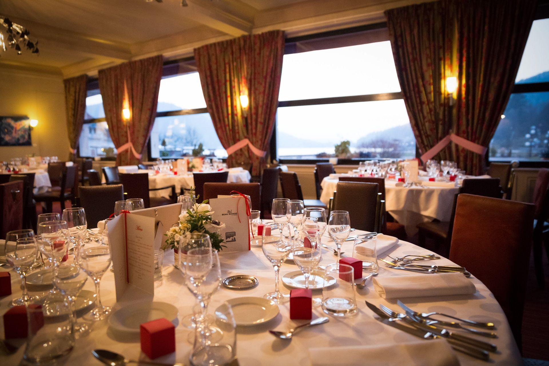 Restaurant cote lac gerardmer lorraine tourisme - Restaurant cote jardin lac 2 ...