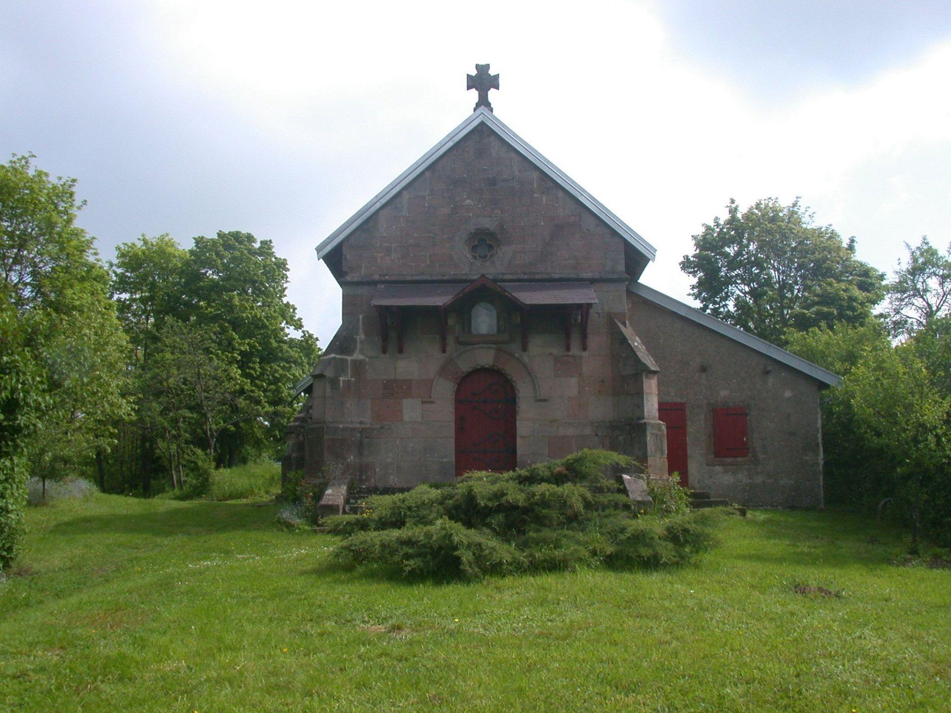 La chapelle saint michel lorraine tourisme - Office tourisme la chapelle d abondance ...