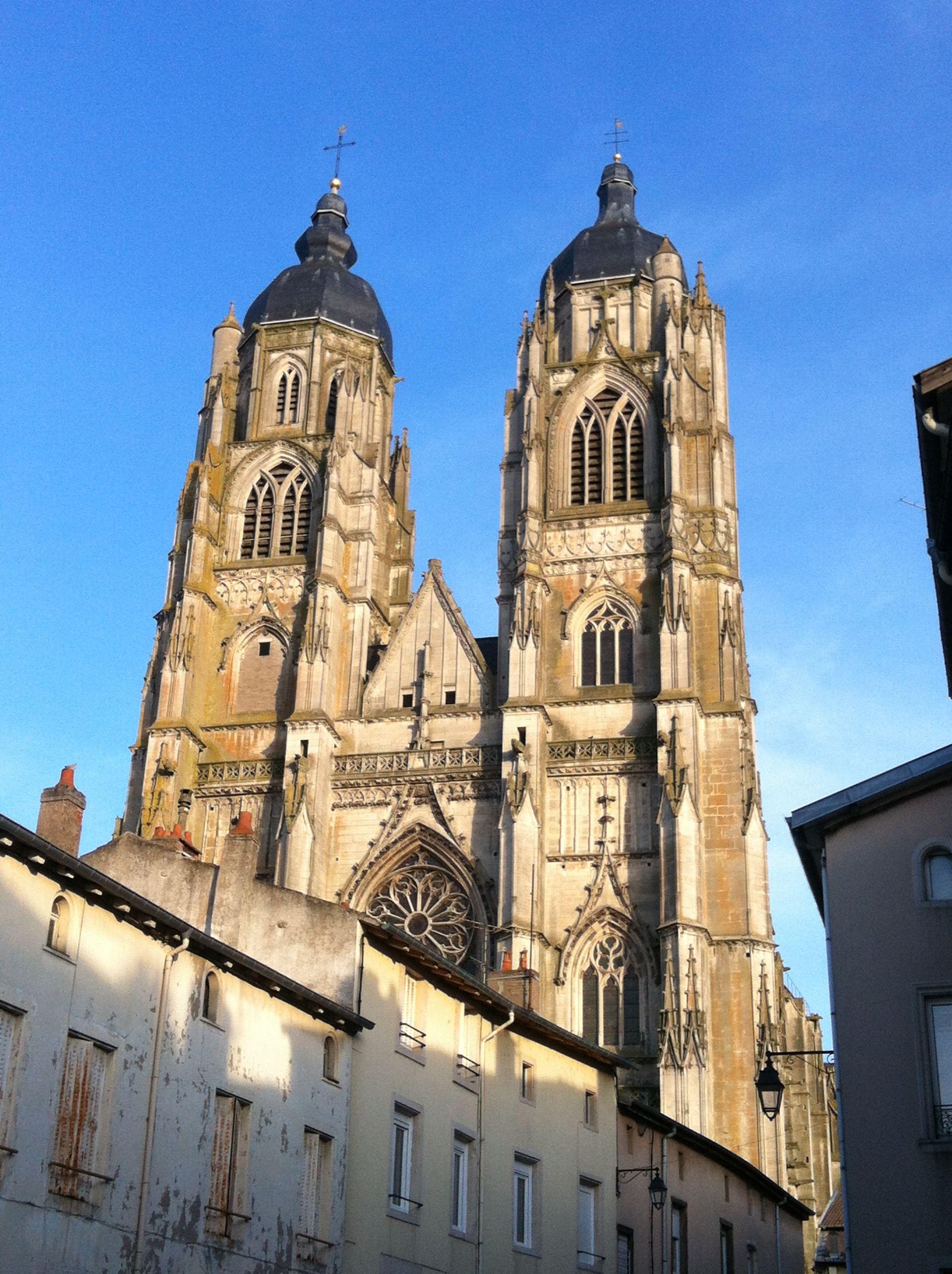 Basilique de saint nicolas de port lorraine tourisme - Basilique de saint nicolas de port ...
