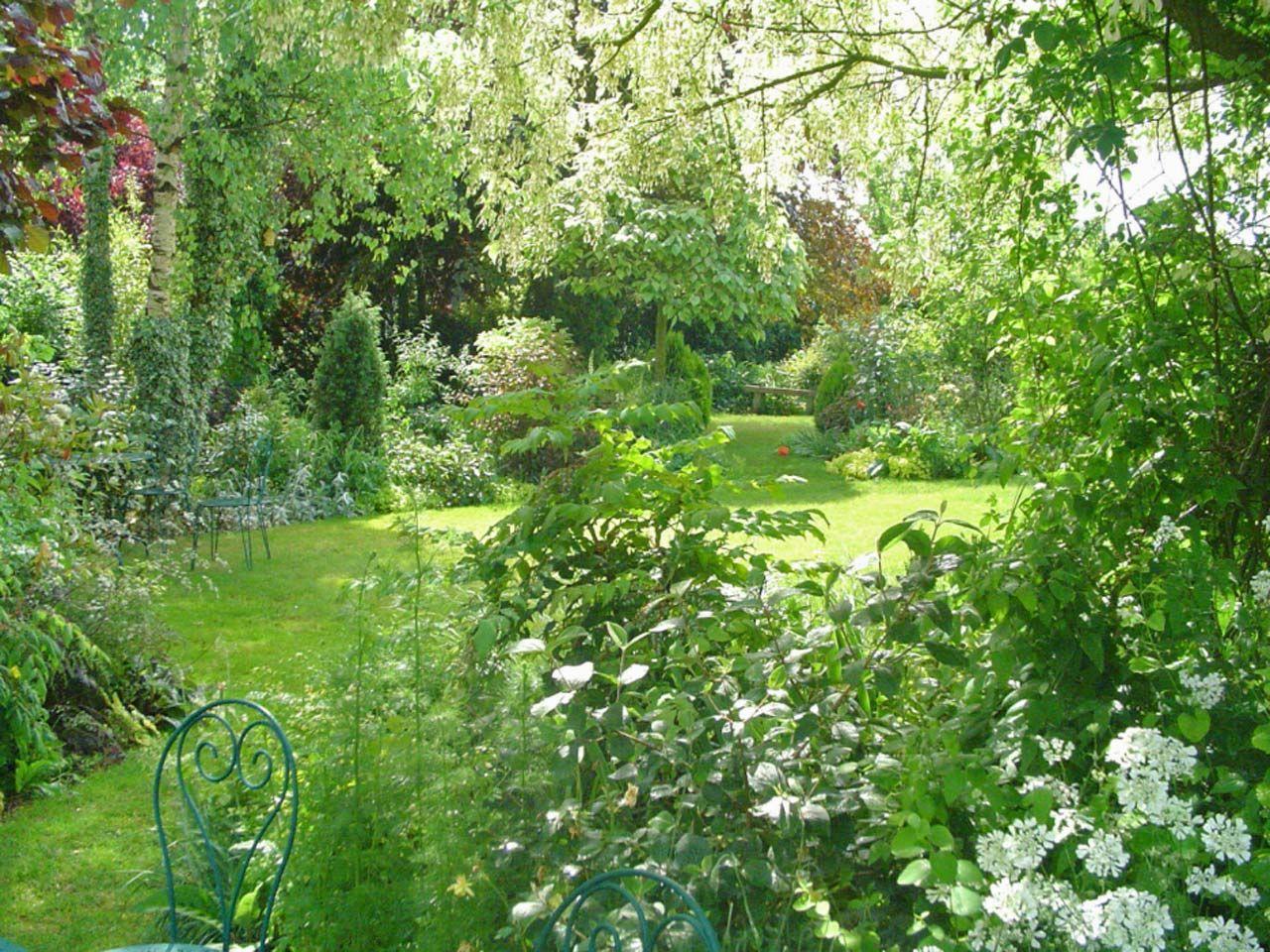 Jardin de bussy lorraine tourisme for Haie jardin anglais