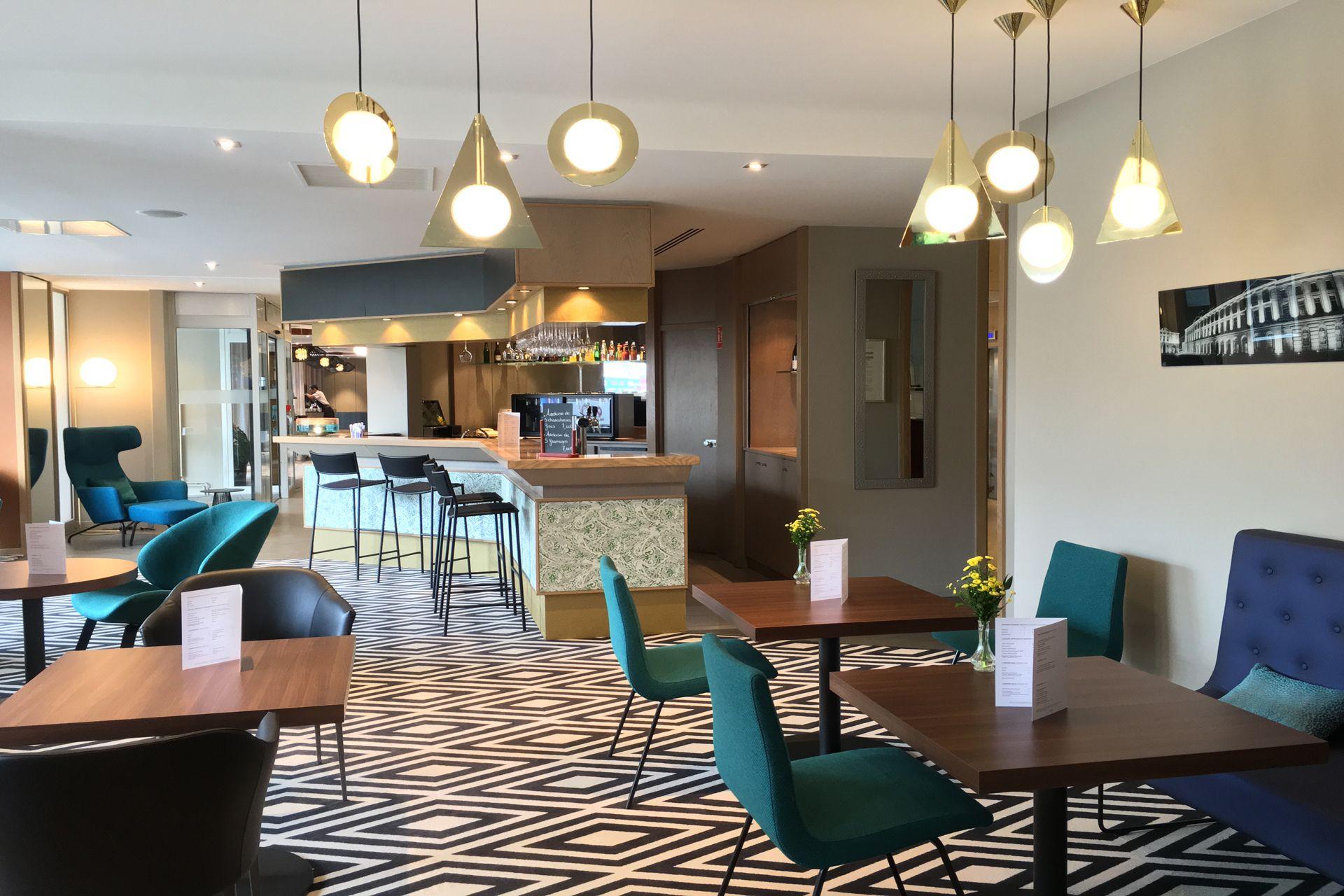 Hotel Restaurant Mercure Metz Centre