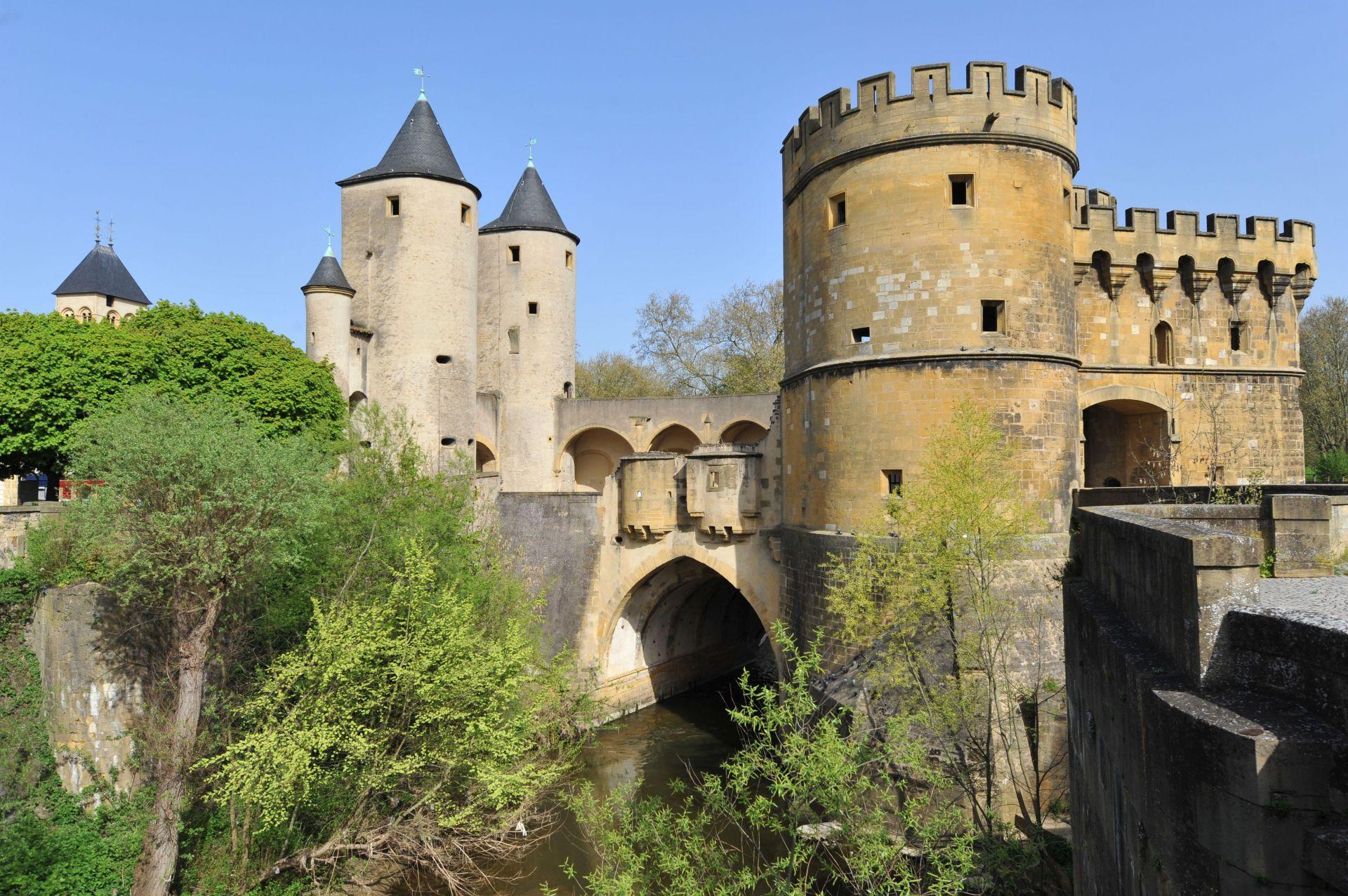 Porte des allemands lorraine tourisme for La porte and associates