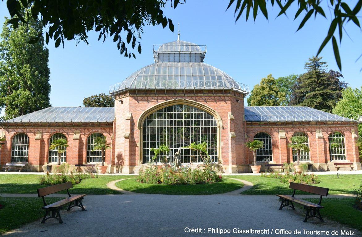 philippe gisselbrecht office de tourisme de le jardin botanique - Jardin Botanique Metz