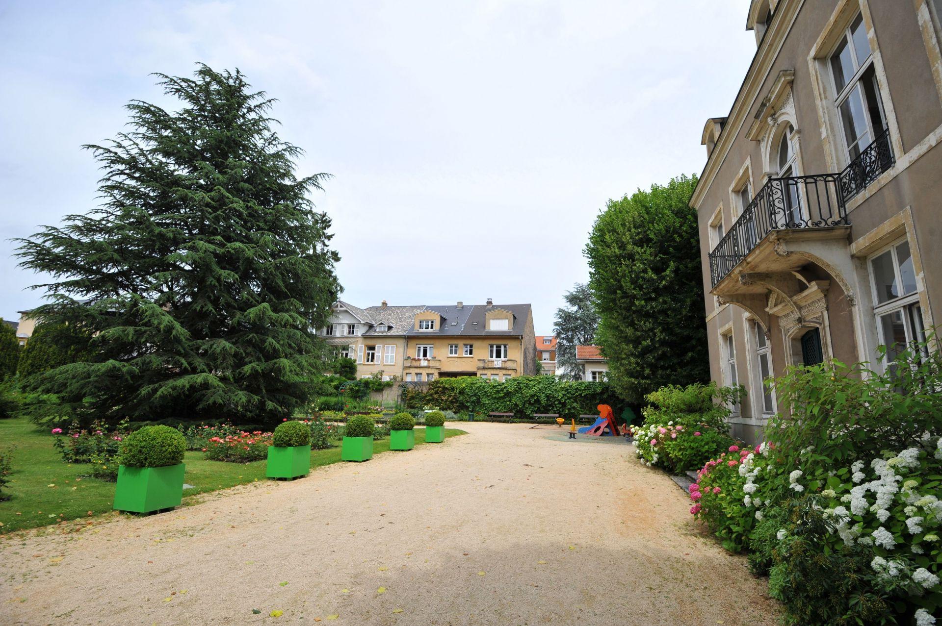 philippe gisselbrecht office de tourisme de - Jardin Botanique Metz