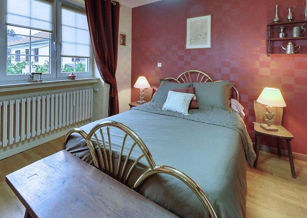 Chambre d 39 h tes colverts et vert tapis lorraine tourisme for Chambre hote 93