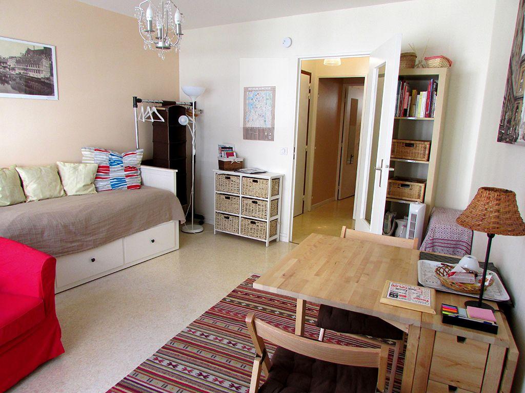 studio le jardin de chambre lorraine tourisme. Black Bedroom Furniture Sets. Home Design Ideas