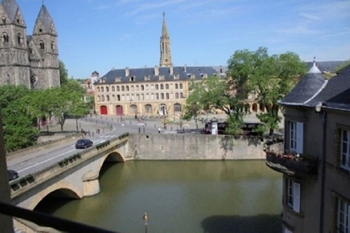 Appart hotel cote moselle lorraine tourisme for Hotel appart metz