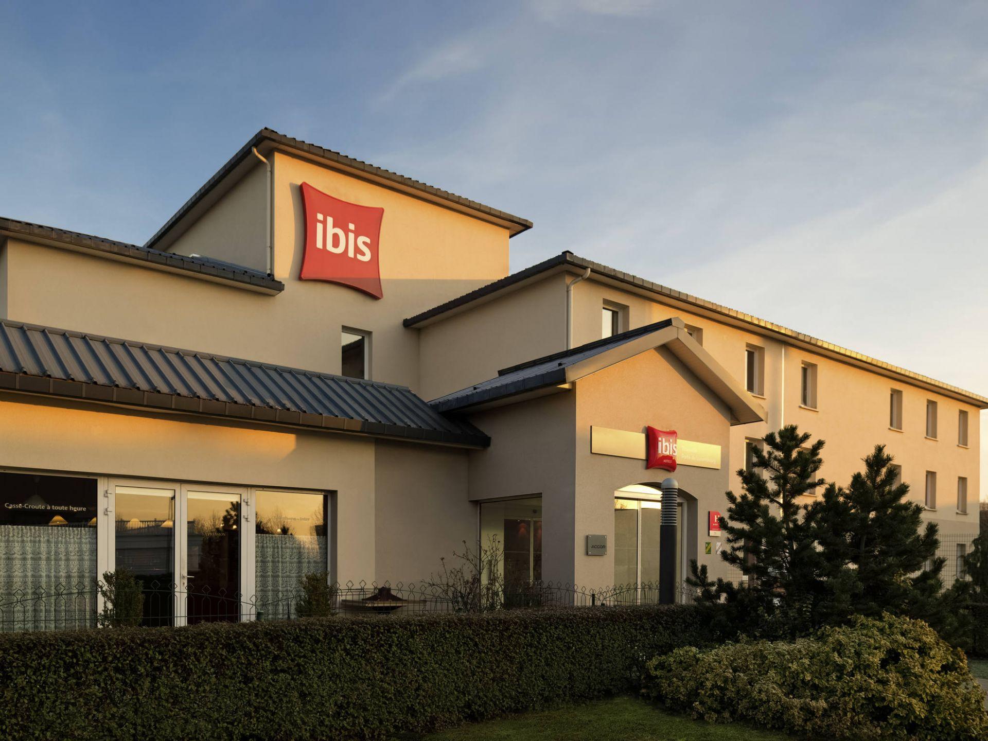 Ibis Thionville Porte Du Luxembourg Hotel