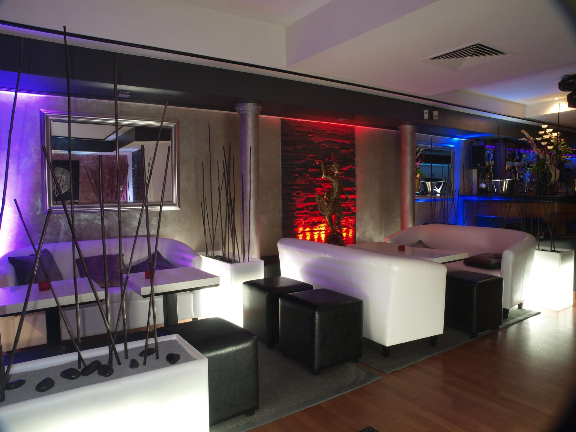 Sipra bar lounge lorraine tourisme - Restaurant le jardin de bellevue metz ...