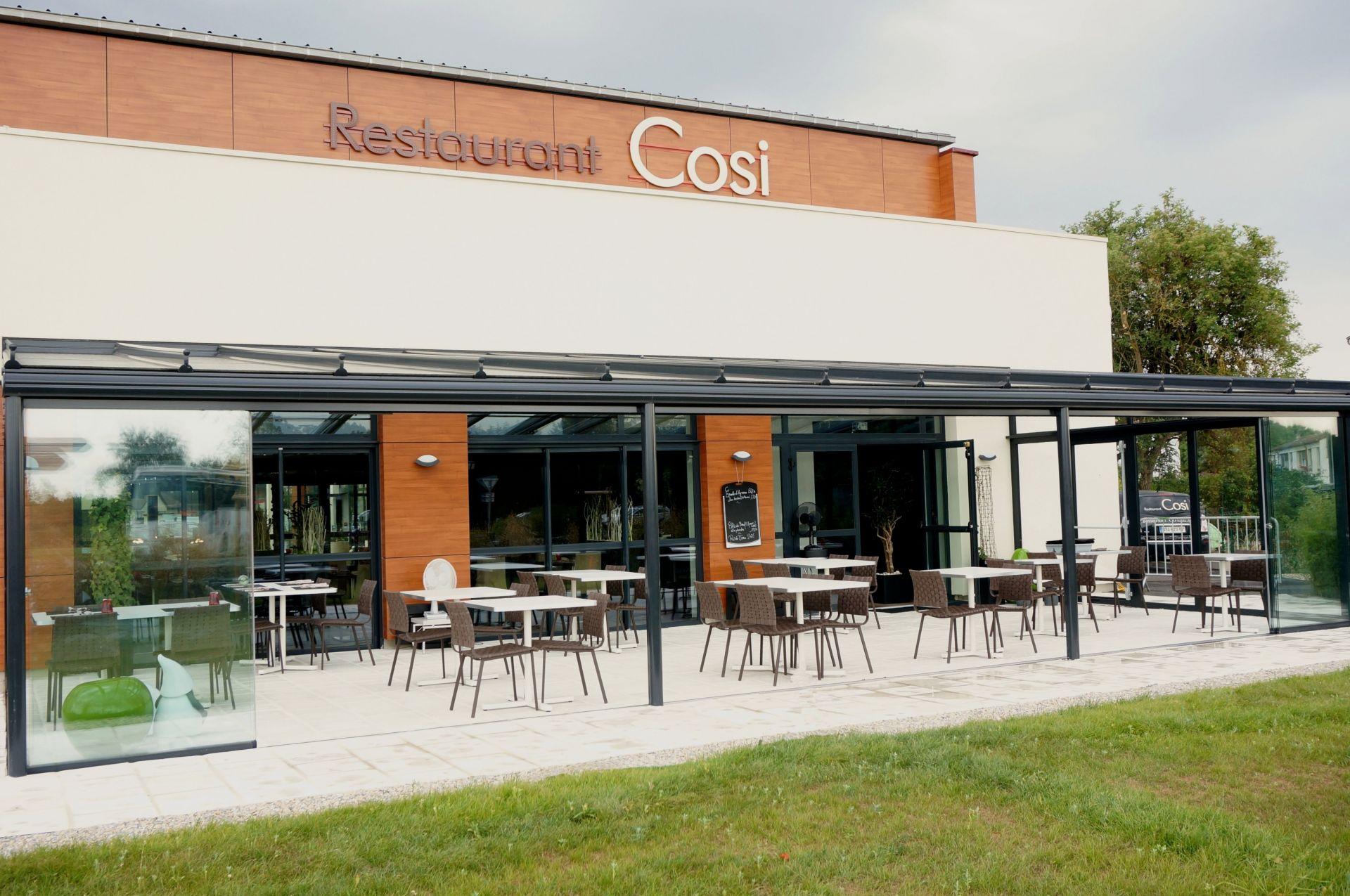 Restaurant cosi lorraine tourisme - Bureau vallee thionville ...
