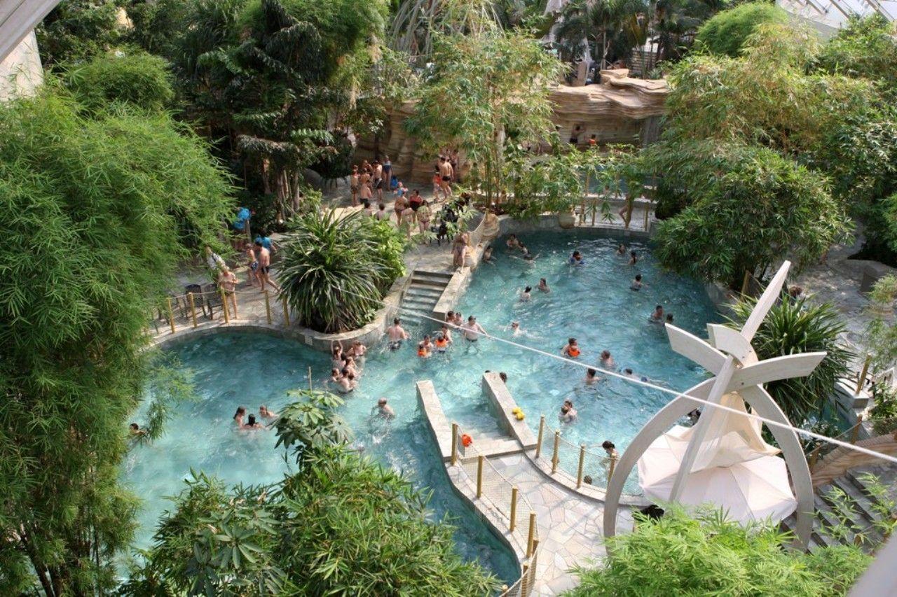 Center parcs a la journee lorraine tourisme for Piscine sarrebourg