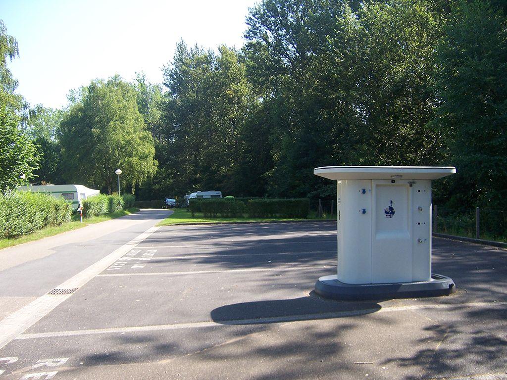 Aire De Service Pour Camping Car Nancy