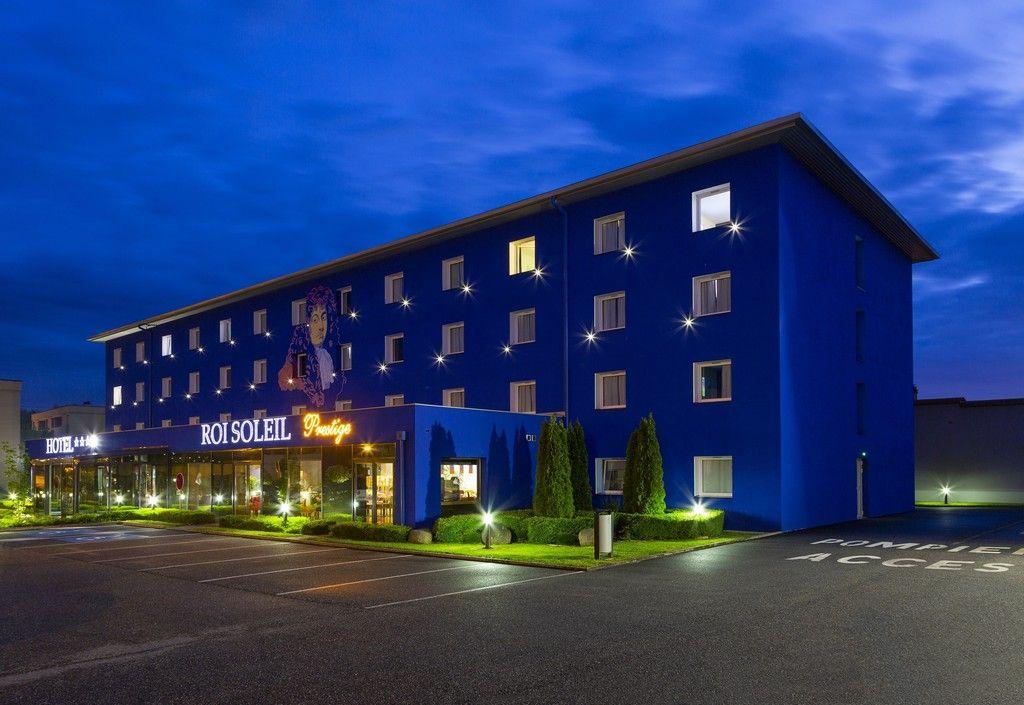 Hotel Restaurant La Madeleine Commercy