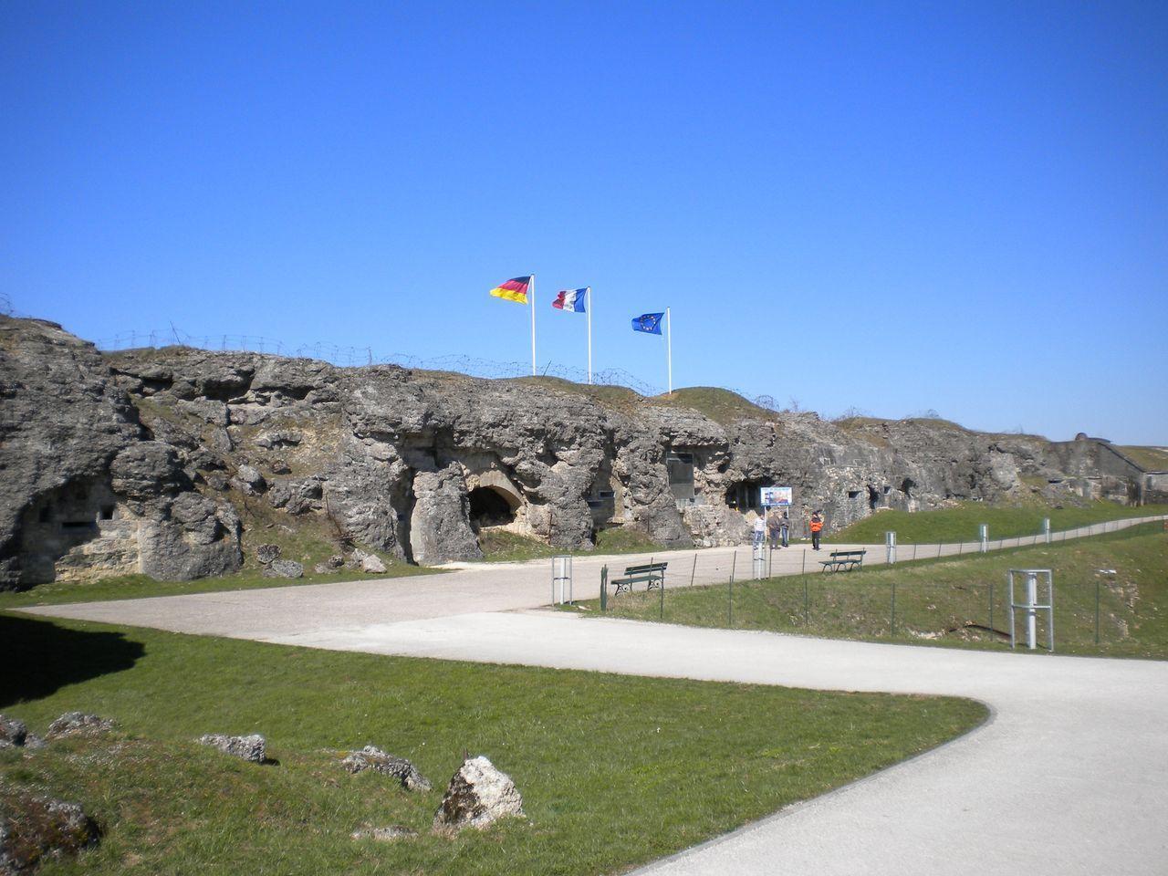 Fort de douaumont lorraine tourisme - Verdun office du tourisme ...