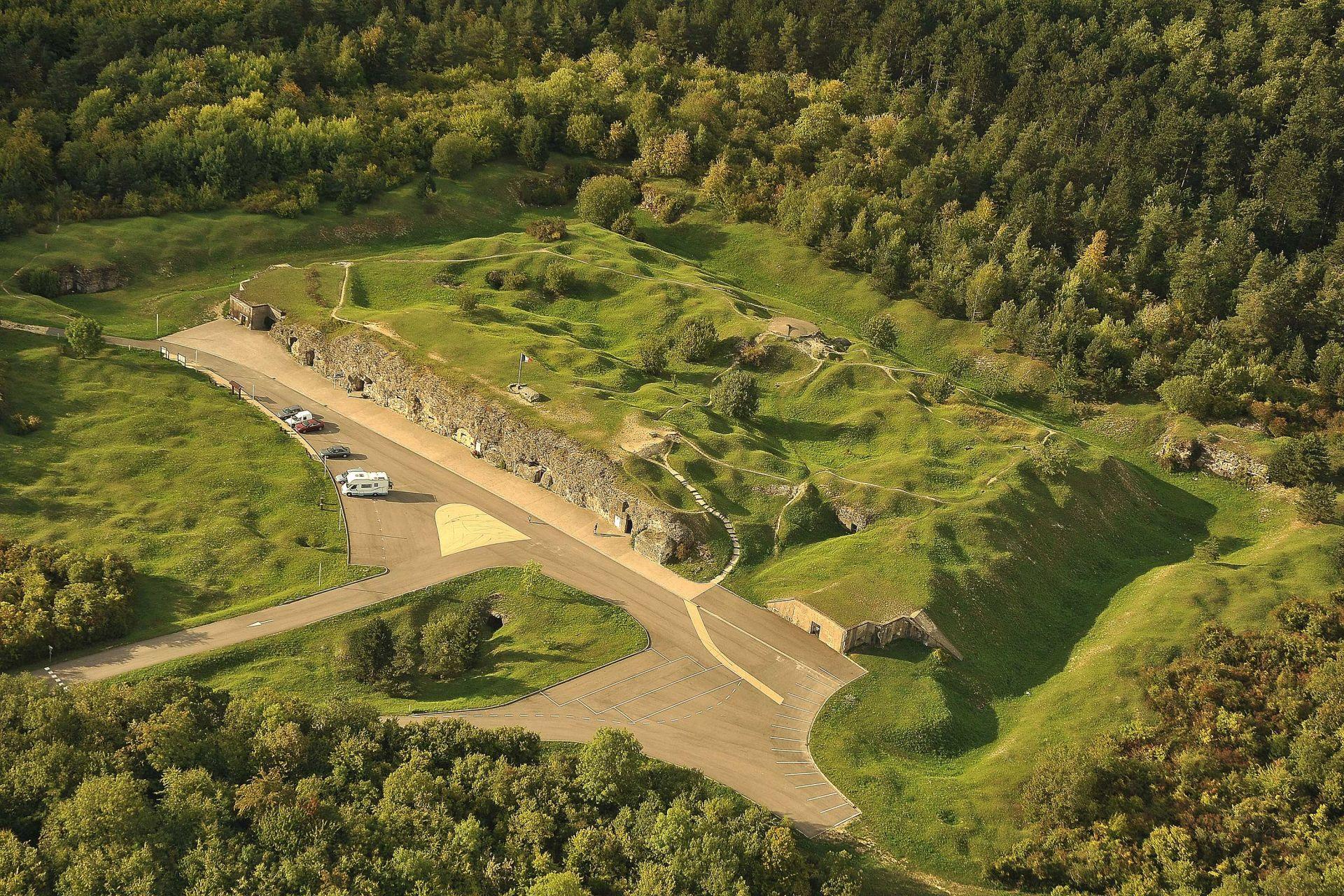 Fort de vaux lorraine tourisme - Verdun office du tourisme ...
