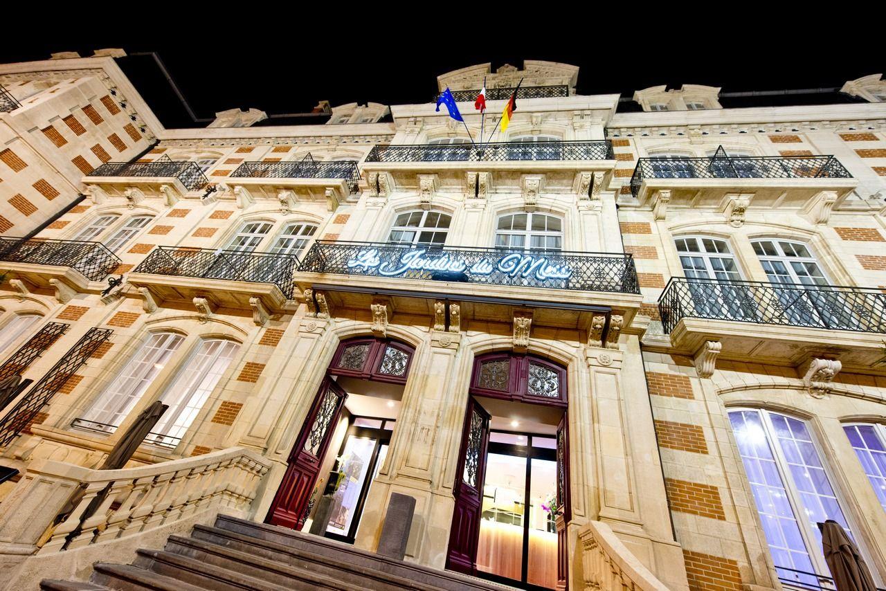 Hotel Restaurant  Etoiles Verdun