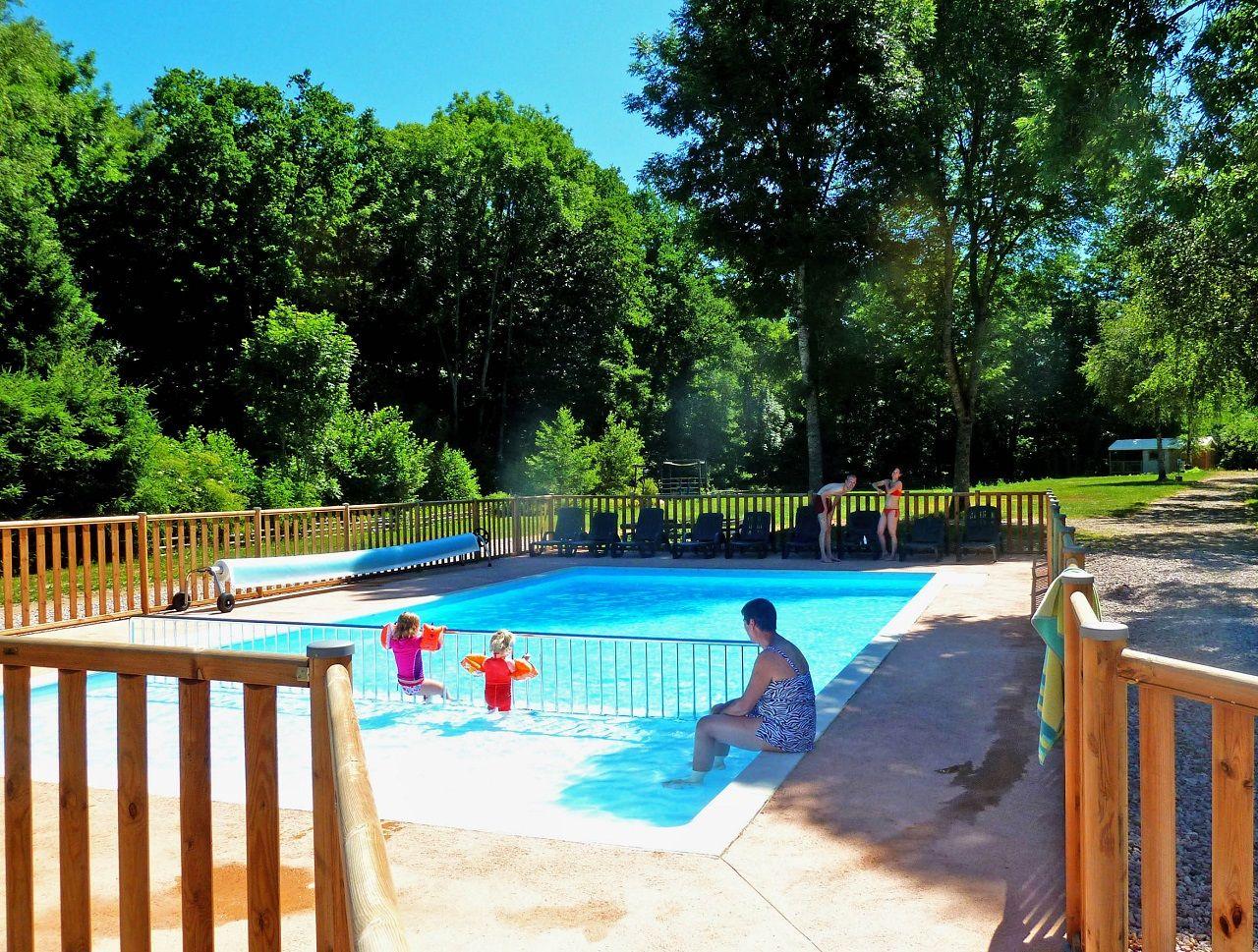 Camping au mica lorraine tourisme for Camping lorraine avec piscine