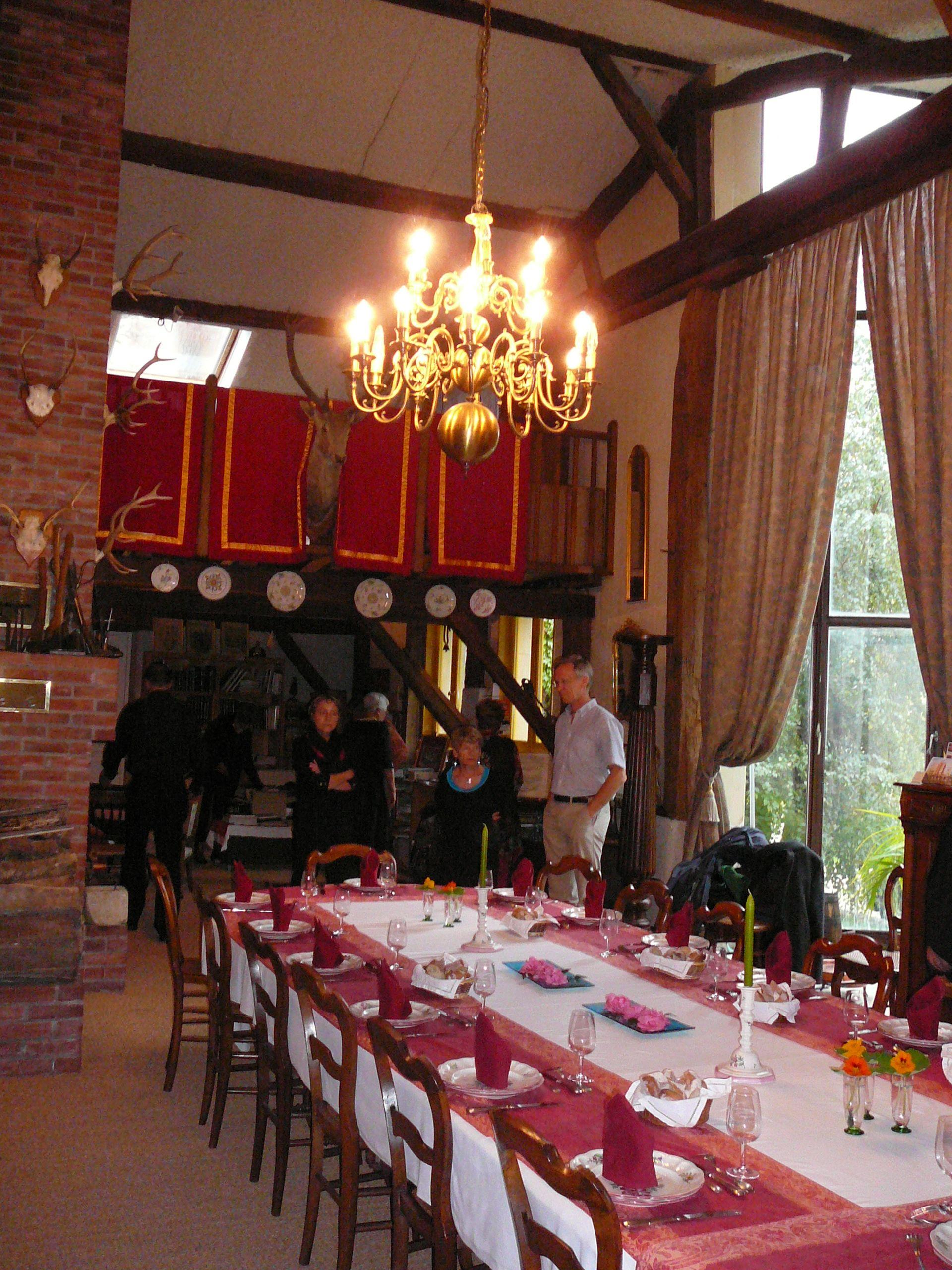 Chambres d hotes au manoir Lorraine Tourisme