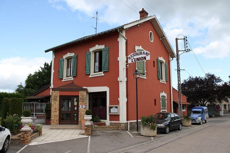 Restaurant Lunion Adt