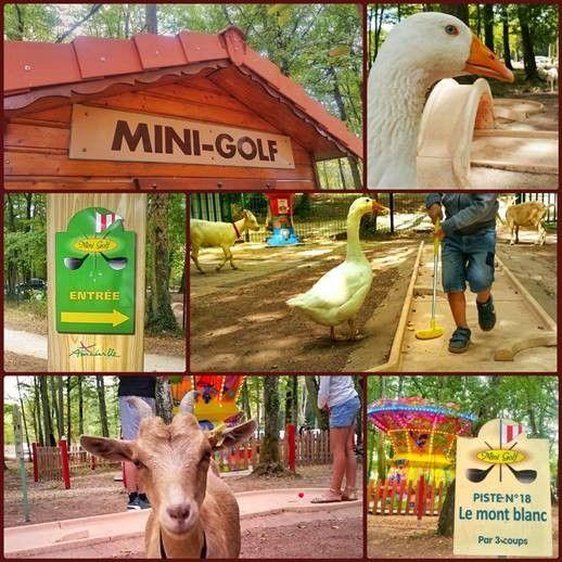 Mini golf d 39 amneville lorraine tourisme - Office de tourisme amneville ...