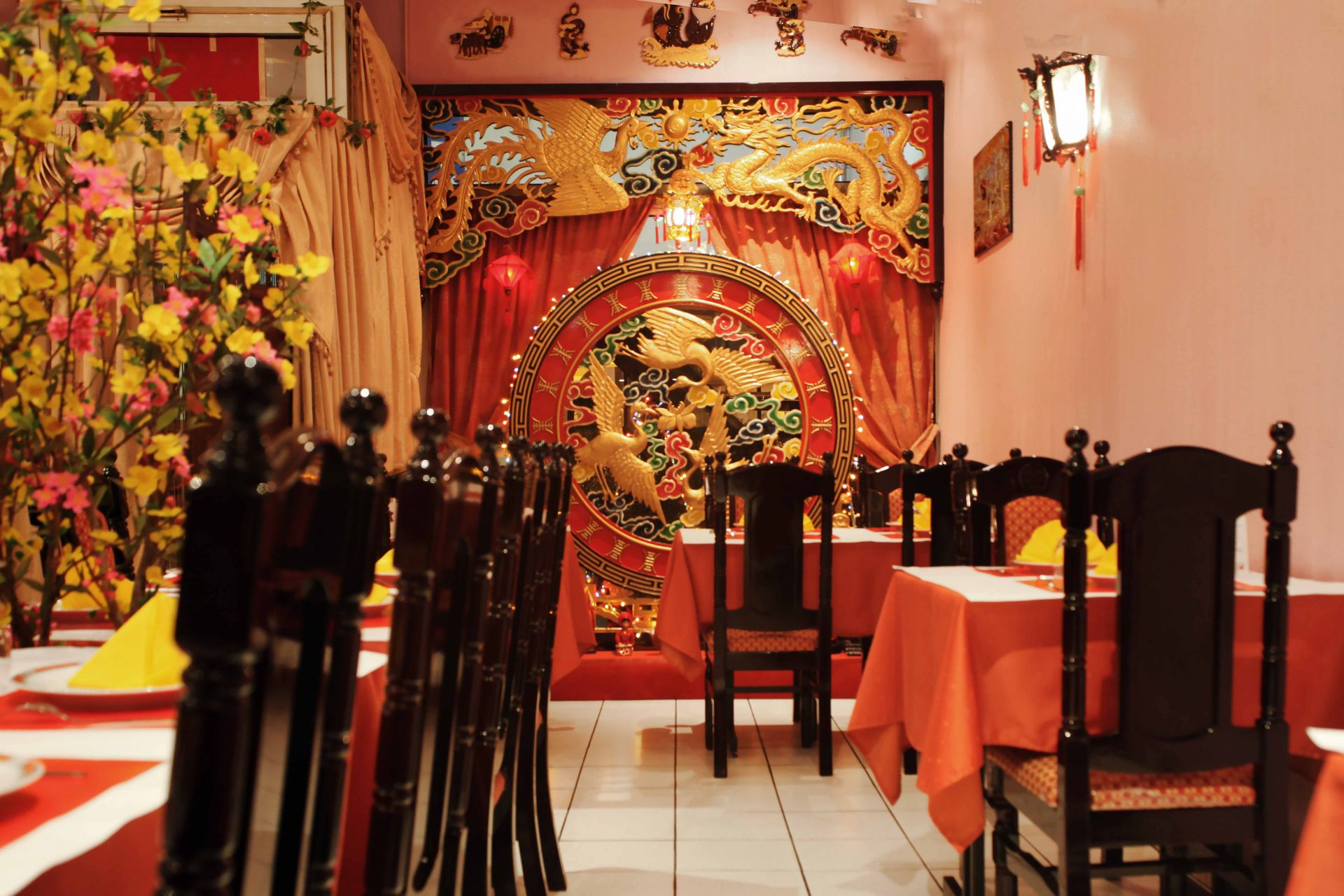 Restaurant Chinois Amneville Les Thermes