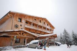Chalet-hôtel Le Collet