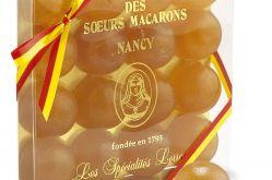 Perle de Lorraine, pâte de fruit Mirabelle au cœur d'eau de vie - Nicolas Génot