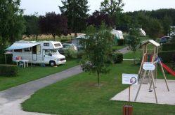 Camping Fraiteux Domaine Château D'ô