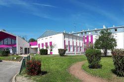 Ferienanlagen lorraine tourisme for Appart hotel thionville