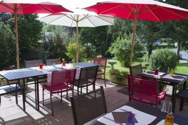 Hôtel-restaurant les Cigognes
