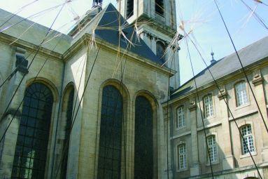 Jardin- Abbaye des Prémontrés