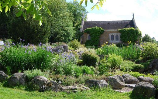 Parcs et jardins lorraine tourisme Jardin botanique nancy