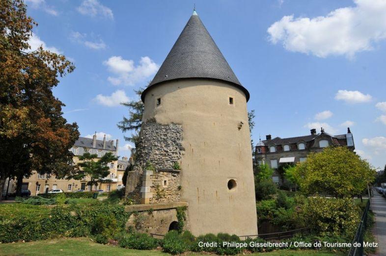 Tour camoufle lorraine tourisme - Office de tourisme plan de la tour ...