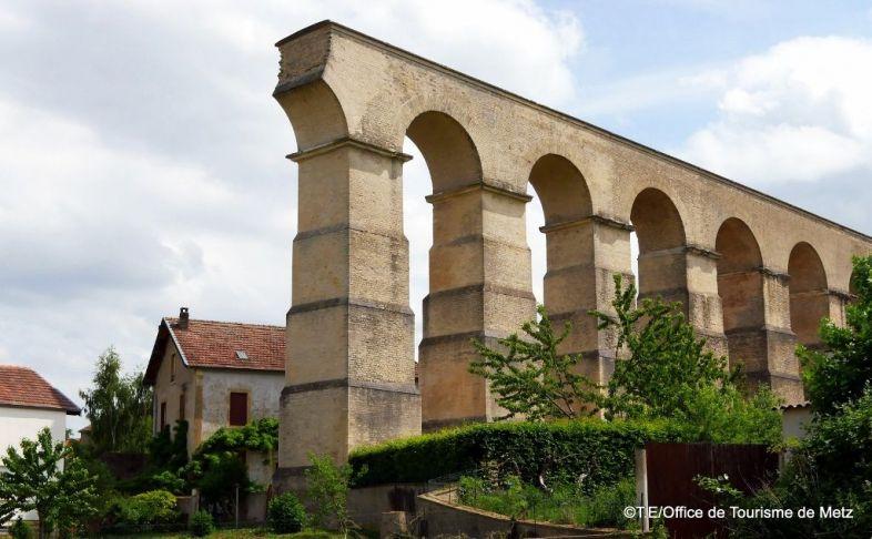 Aqueduc romain lorraine tourisme - Office de tourisme moselle ...