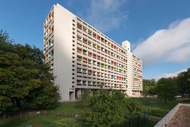 Cite radieuse le corbusier association la premiere rue lorraine tourisme - La cite radieuse le corbusier ...